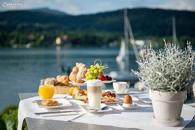 Brunch & Breakfast im Yachthotel Velden | Foto: © Carletto Photography www.carletto.at